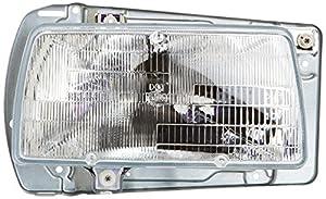 HELLA 004785121 Volkswagen Golf/Jetta Passenger Side Headlight Assembly