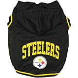 Pets First NFL Pittsburgh Steelers Hoodie, Small