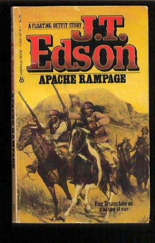 Apache Rampage, J. T. EDSON