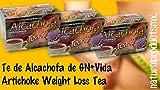 3 Cajas Te De Alcachofa to Help You Lose Weight Naturally Artichoke Weight Loss Tea