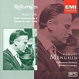 B�la Bart�k: Violinkonzert Nr. 2 / Sonate f�r Violine solo
