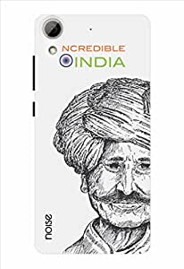 Noise Incredible India Turban Man Printed Cover for HTC Desire 626G Plus
