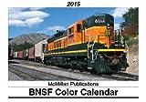 2015 BNSF Color Calendar