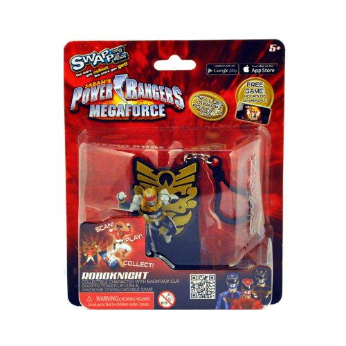 Swappz Power Rangers Mega Force Roboknight