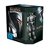 "Battlestar Galactica Komplettbox (25 Disc) [Limited Edition] [25 DVDs]von ""Edward James Olmos"""