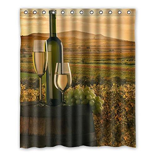 60-x-18288-cm-150-cm-x-183-cm-estilo-pastoral-hay-verde-negro-uvas-y-plantas-verdes-en-la-mesa-rojo-