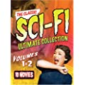 Classic Sci-Fi Ultimate Collection 1 & 2 [DVD] [Region 1] [US Import] [NTSC]