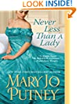 Never Less Than A Lady (The Lost Lords)