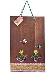 Richa Kriti Paper Brown Shopping Bag