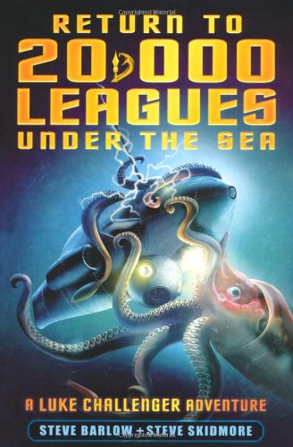 Return to 20, 000 Leagues Under the Sea (Luke Challenger)