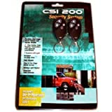 CSI 200 Car Security System with Do-it-yourself DVD