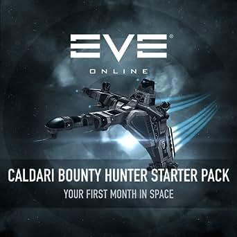 EVE Online: Starter Pack - Caldari Bounty Hunter [Online Game Code]