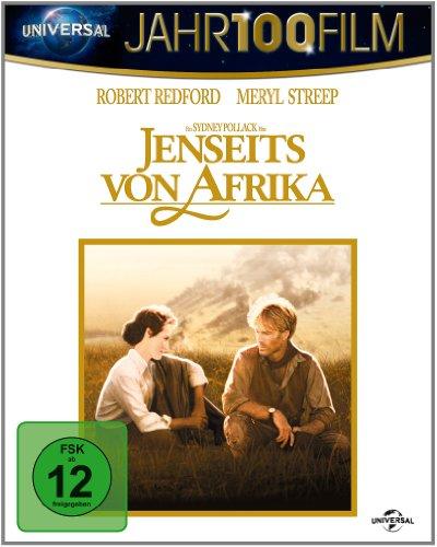 Jenseits von Afrika - Jahr100Film [Blu-ray]