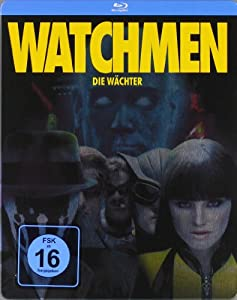 Watchmen (Limitierte Steelbook Edition) [Blu-ray]