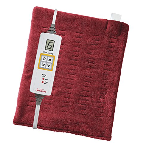 "Cheapest Prices! Sunbeam 2014-915 Xpressheat Heating Pad, Large (12"" x 15"")"