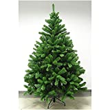 BKS Artificial Christmas Tree (Green 6 Feet tall) ...