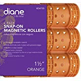 DIANE Snap-On Magnetic Roller 5/8 inch Blue 12-Pack 4716