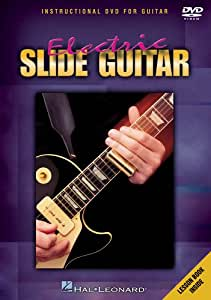 Electric slide guitar DVD