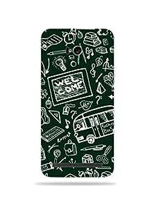 alDivo Premium Quality Printed Mobile Back Cover For Asus Zenfone Selfie / Asus Zenfone Selfie Case Cover (XT006)
