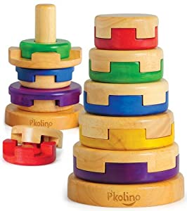 P'Kolino Full Size Puzzle Stacker