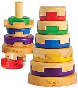 P'Kolino Full Size Puzzle Stacker (Discontinued by Manufacturer) (Discontinued by Manufacturer)
