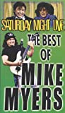 Saturday Night Live: The Best of Mike Myers [VHS]