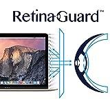 RetinaGuard Apple Macbook 12インチ ブルーライト90%カット保護フィルム