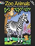 Zoo Animals Stained Glass Coloring Book (Dover Stained Glass Coloring Book) (0486486818) by Swanson, Maggie