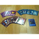 50 Assorted YuGiOh Cards with Rares & Super Rare [Toy] ~ Yu-Gi-Oh!