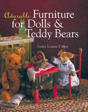 Adorable Furniture for Dolls  &amp;  Teddy Bears