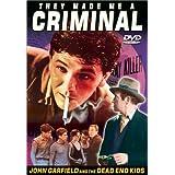 They Made Me a Criminal ~ John Garfield