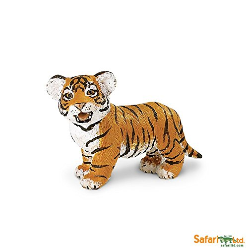 Safari Ltd Wild Safari Wildlife Bengal Tiger Cub