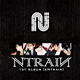 Kpop CD, N-Train - eNtrain (1st Mini Album)[002kr]
