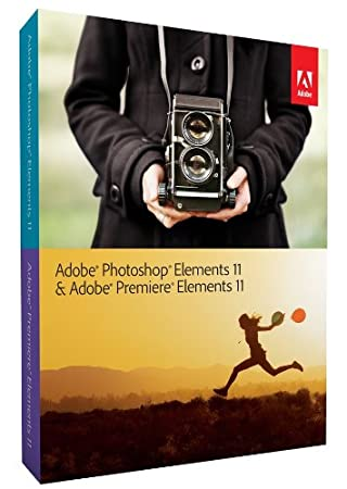 Adobe Photoshop Elements and Premiere Elements 11 Bundle, Upgrade Version (PC/Mac)