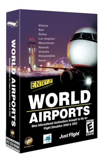 World Airports: Microsoft Flight Simulator 2000 and 2002 Add-On - PC