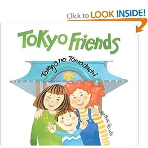 Tokyo Friends Betty Reynolds