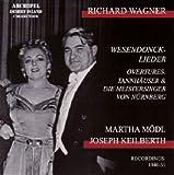 echange, troc  - Wesendonk-Lieder / Vier Lieder