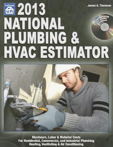 2013 National Plumbing & HVAC Estimator (National Plumbing and Hvac Estimator) - Craftsman Book Co - 1572182830 - ISBN: 1572182830 - ISBN-13: 9781572182837