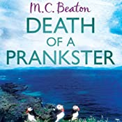 Death of a Prankster: Hamish MacBeth, Book 7 | M. C. Beaton