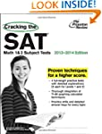 Cracking the SAT Math 1 & 2 Subject T...