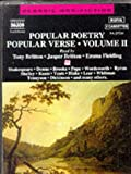 img - for Popular Poetry Popular Verse (v. 2) book / textbook / text book