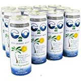 C2O Pure Coconut Water, 33.8 Ounce (Pack of 12)