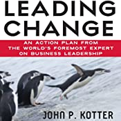 Leading Change | [John P. Kotter]