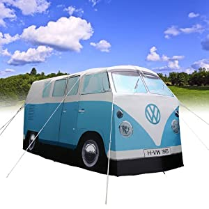 VW Camper Tent - Blue