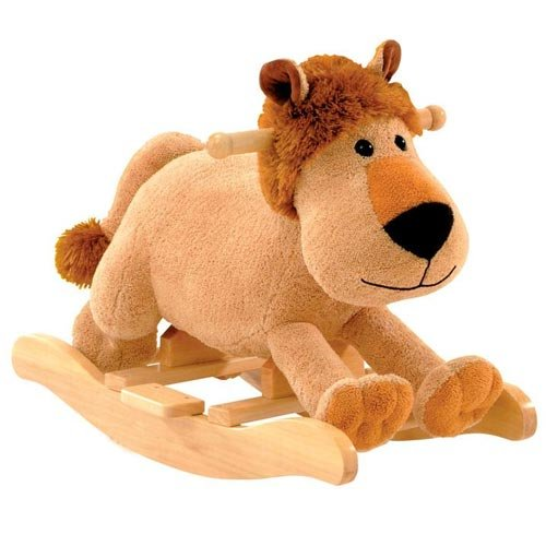 Charm Company Leonard Lion Rocker (Discontinued by Manufacturer)