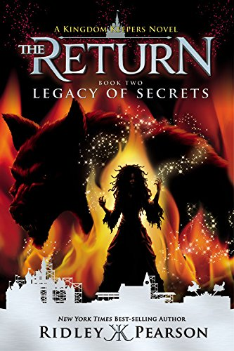Download Kingdom Keepers: The Return Book Two Legacy of Secrets