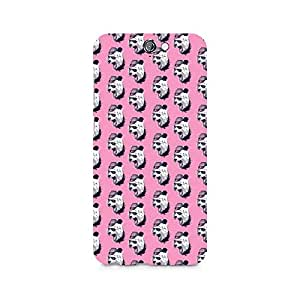 Ebby Roaring Panda Premium Printed Case For HTC One A9
