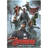 Marvel(マーベル) Avengers: Age of Ultron(アベンジャーズ2/エイジ・オブ・ウルトロン) クリアファイル A