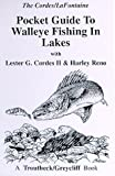 img - for Pocket Guide to Walleye Fishing in Lakes book / textbook / text book
