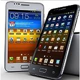 "Mango Natural Star I9220(N9770)5.0"" Capacitive Android 4.0 Mtk6575 Dual SIM Smart Phone (White)"